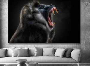 Photo Art - Yawn