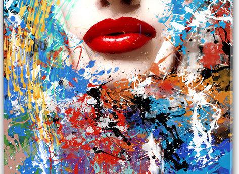 Fancy lips