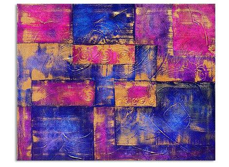 Abstract Purpur